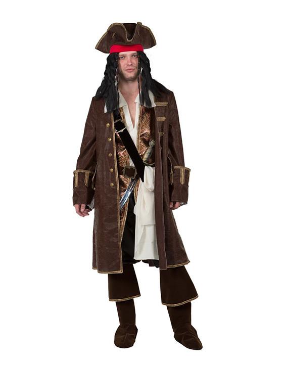 Как сделать костюм капитана Джека Воробья – яркий и оригинальный образ