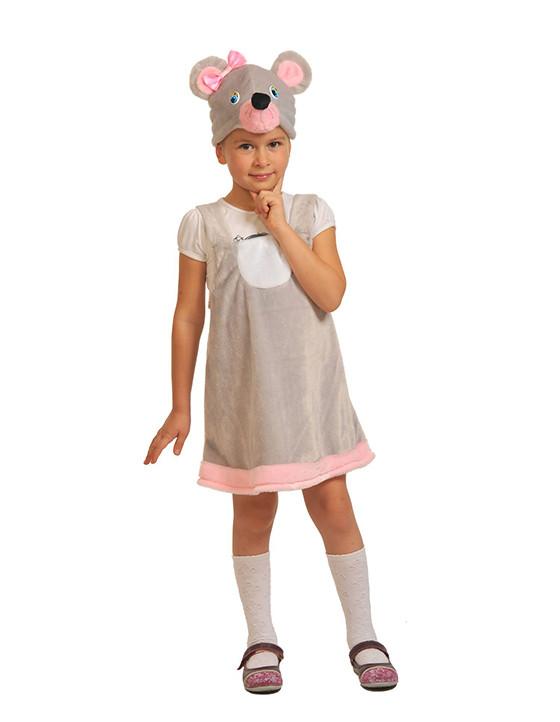 Как сделать костюм мышки: милый герой любого праздника