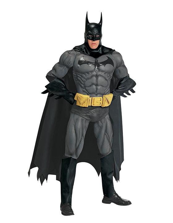 Как сделать костюм Бэтмена своими руками