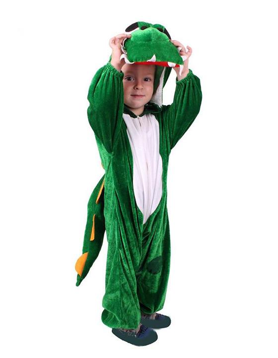 Как сделать костюм крокодила: 5 этапов до превращения в опасного хищника