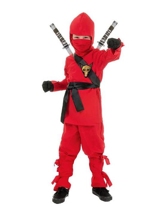 Как сделать костюм ниндзя своими руками: отважный воин из 12 футболок