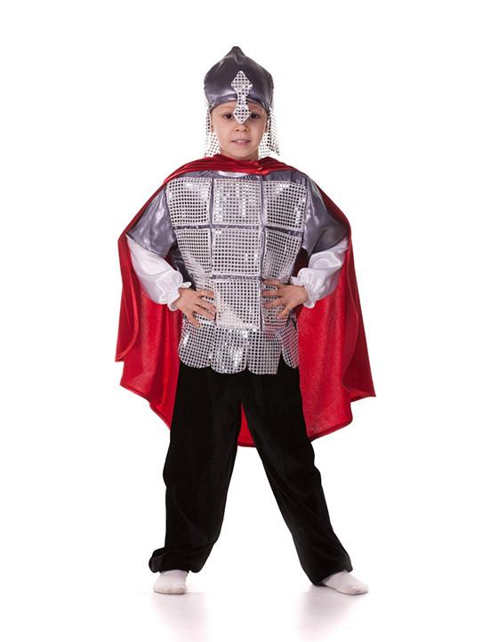 Как сделать костюм богатыря своими руками: создание национального наряда